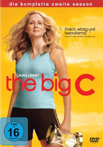 The Big C - Die komplette zweite Season [3 DVDs]
