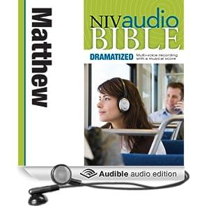 the book of matthew niv pdf