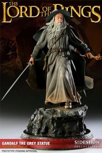 Picture of Sideshow Gandalf the Grey 17.5