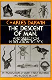 img - for The Descent of Man, and Selection in Relation to Sex: (With a new introduction by J.T. Bonner and R.M. May): 1st (First) Edition book / textbook / text book