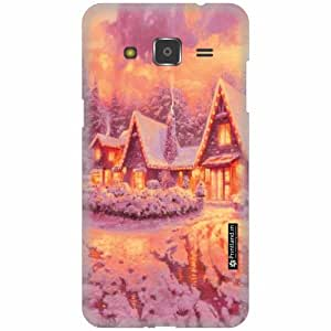 Printland Designer Back Cover for Samsung Galaxy j2 - Snowy Case Cover