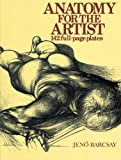 img - for Anatomy for the Artist (Spiral Edition) by Jen?? Barcsay (2006-08-25) book / textbook / text book