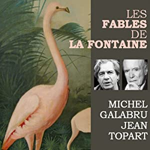 Les fables de La Fontaine Audiobook