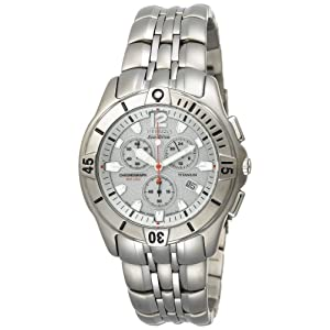 Citizen Men's Eco-Drive Titanium Watch #AT0100-51A