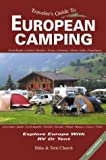 Traveler's Guide to European Camping: Explore Europe with RV or Tent (Traveler's Guide series)