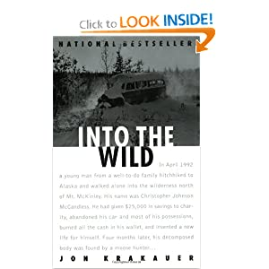 Into the Wild by Jon Krakauer