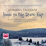 Home to Big Stone Gap (       UNABRIDGED) by Adriana Trigiani Narrated by Kate Forbes