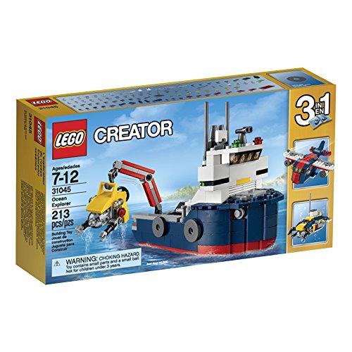 LEGO Creator Ocean Explorer 31045 by LEGO