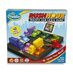 [Best price] Puzzles - ThinkFun Rush Hour - toys-games