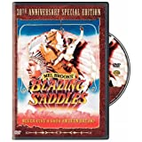Blazing Saddles (30th anniversary edition) [DVD] [1974]by Cleavon Little
