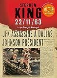22/11/63: Livre audio 3 CD MP3 - 655 Mo + 662 Mo + 666 Mo