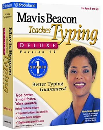 Mavis Beacon Teaches Typing 12.0 Deluxe