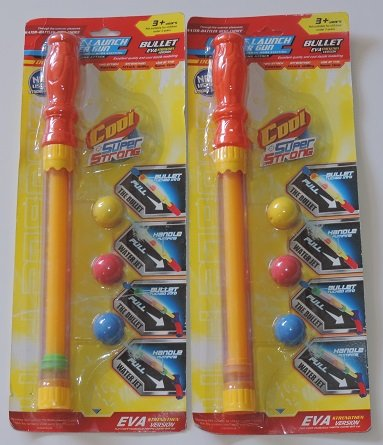 Double Launch Water Gun (2 pack)