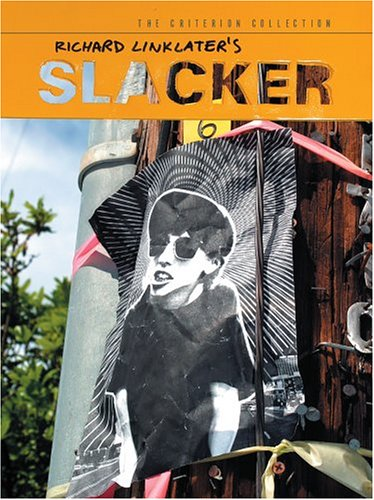 Cover art for  Slacker (The Criterion Collection)