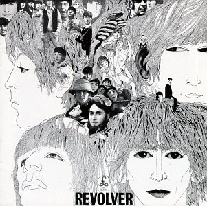 Original album cover of Revolver [UK] by The Beatles