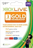 Xbox 360 Live 3 Month Gold Card