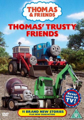 Thomas and Friends - Thomas' Trusty Friends [DVD]
