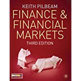 Finance and Financial Marketsby Keith Pilbeam