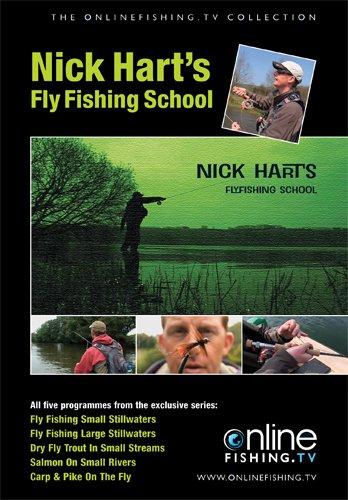 Nick Hart's Fly Fishing School [DVD]