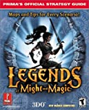 img - for Legends of Might & Magic: Prima's Official Strategy Guide book / textbook / text book