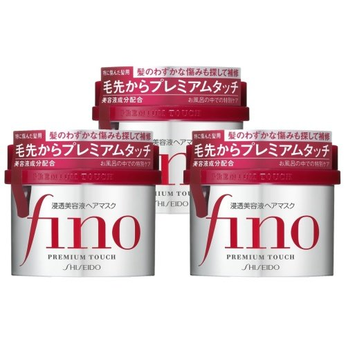 Fino premium touch beauty pussy hair mask 230 g x 3