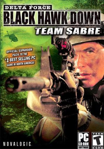 Delta Force Black Hawk Down Team Sabre - PC