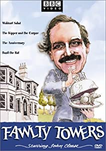 Fawlty Towers - Waldorf Salad/The Kipper and the Corpse/The Anniversary/Basil the Rat by BBC Home Entertainment
