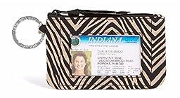 Vera Bradley Zebra Zip ID Case