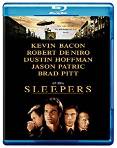 NEW Pitt/patric/eldard/crudup/baco - Sleepers (Blu-ray)