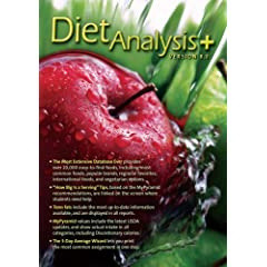 Diet Analysis Version 8.0 (Basic Concepts in Health S.)