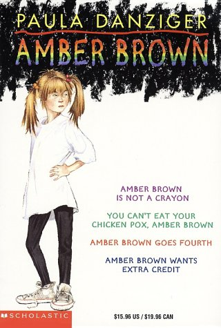 Amber Brown Box Set: Amber Brown is Not a Crayon; You Can't Eat Your Chicken Pox, Amber Brown; Amber Brown Goes Fourth; Amber Brown Wants Extra Credit