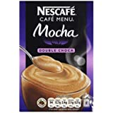 Nescafe Instant Cafe Menu Mocha Range (Mocha Double Choca)
