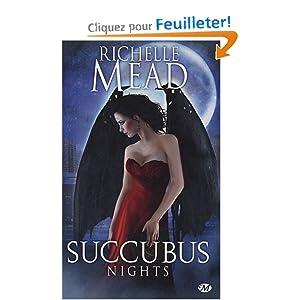 Succubus, T 2 : Succubus Night