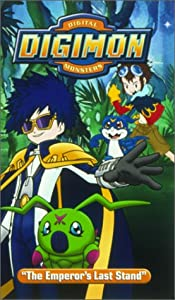 Digimon - The Emperor's Last Stand (Vol. 7) [VHS] from 20th Century Fox