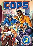 C.O.P.S.: Fighting Crime In a Future Time [DVD] [Region 1] [US Import] [NTSC]