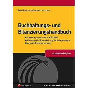 Buchhaltungs- und Bilanzierungshandbuch (Lehrbuch)