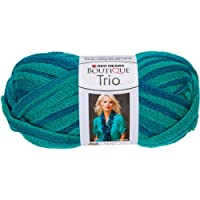 Red Heart Boutique Trio Yarn-Aqueus