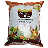 Grow Well Organic Manure, 5 Kg