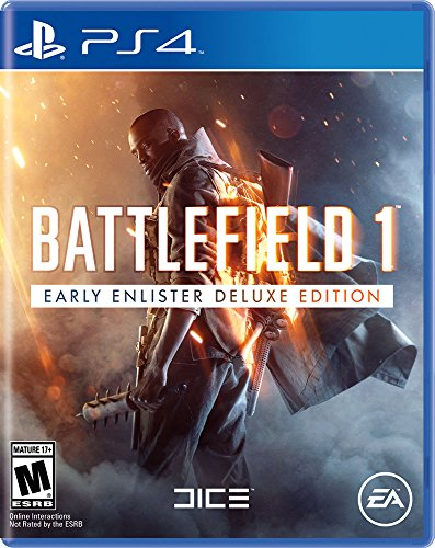 Battlefield 1 Early Enlister Dlx Edt