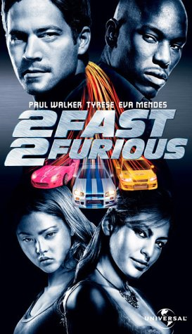 2 Fast 2 Furious [VHS]
