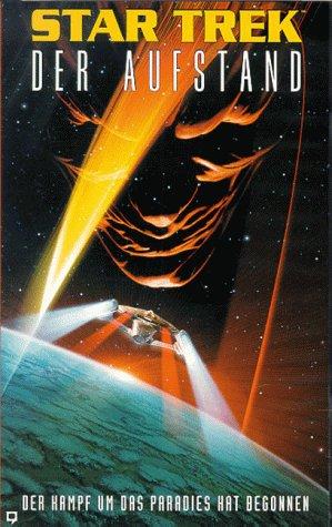 Star Trek 09 - Der Aufstand [VHS]
