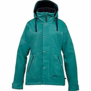 Burton Woman GINGER JACKET Jade 2014 - XS