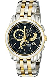 Citizen Men's BL8004-53E Eco-Drive Calibre 8700 Two-Tone Stainless Steel Watch