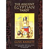 The Ancient Egyptian Tarot (An Aquarian Book)by Clive Barrett