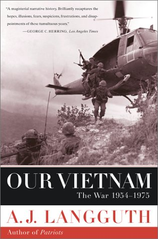 Our Vietnam: The War 1954-1975, A.J. LANGGUTH