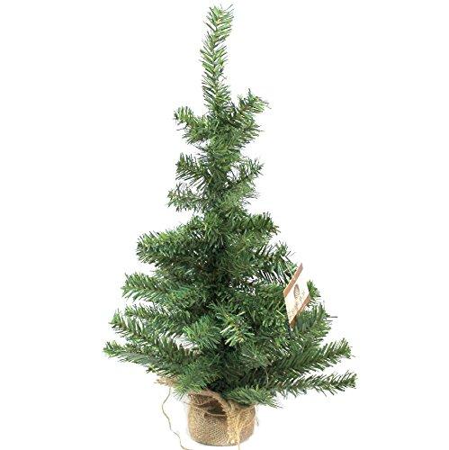 Weihnachtsdekoration / Mini Weihnachtsbaum 90cm grün 683327 thumbnail