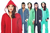 Cozy Fleece Pajamas Onesie For Women All In One Hooded (3 Colors)