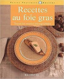 Recettes au foie gras