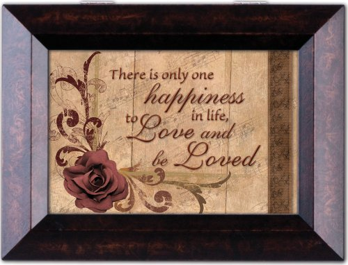 Happiness Cottage Garden Digital Music Box Plays I Hope You Dance