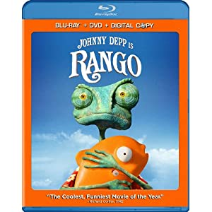 Rango BluRay